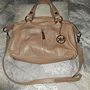 Mks bag with cross body strap